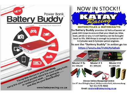 Battery Buddies... Power Bank.. From R1 199-00