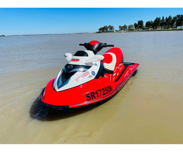 Seadoo RXT 215hp 1500cc Supercharged